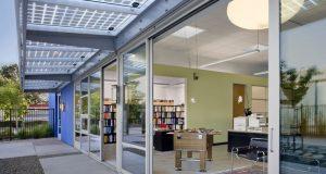 Transforming a Concrete Box into a Net-Zero Energy Building