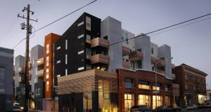 Laundry Facility Reincarnated as the First LEED Certified Residential Building in Northern California