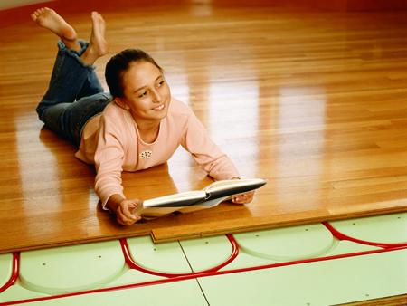 Radiant Heat Wood Floors WB Designs - Radiant Heat Wood Floors WB Designs