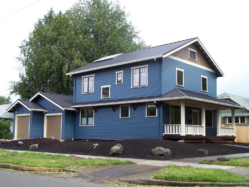 Passive house certified home by bilyeu homes salem for Building a house in oregon
