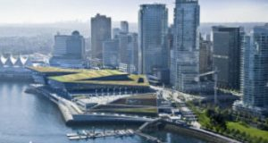 Vancouver Convention Centre's 6-Acre Living Roof