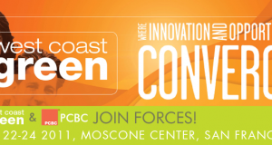 West Coast Green Brings Green Building Leaders to PCBC