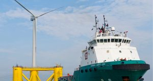 Wind Turbines Ride the Wave to Renewable Energy Future
