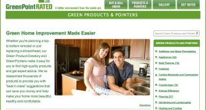 Build It Green's Latest Green Product Directory