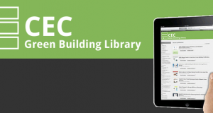 CEC Launches Online Green Building Library