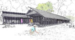 No Border School Project Empowered by Traditional Construction