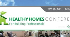 Build It Green's Healthy Homes Conference