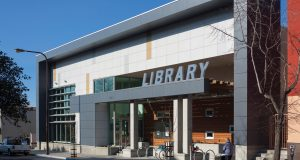 California's First Net Zero Energy Library
