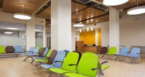 A Green and Healthy Urban Health Clinic