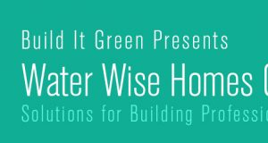 Water Wise Homes Conference