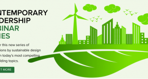 Thought Provoking Green Building Webinars Now Online