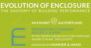 Exhibition Opening of The Anatomy of Building Performance