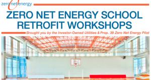 ZNE School Retrofit Workshop
