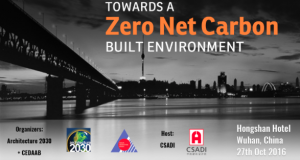International Zero Net Carbon Conference in China