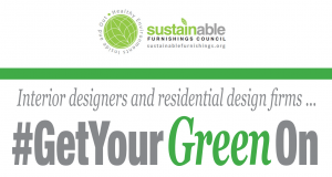 Competition: #GetYourGreenOn Interior Design