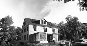 100% Natural Ventilation at Harvard's HouseZero