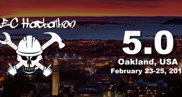 AEC Hackathon 5.0 San Francisco Bay Area