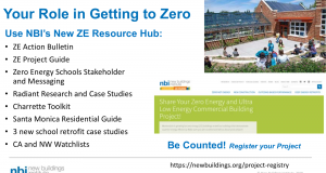 Webinar: Getting to Zero Energy